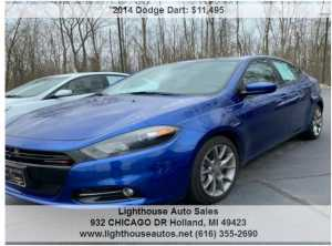 2014 DODGE DART SXT RALLY