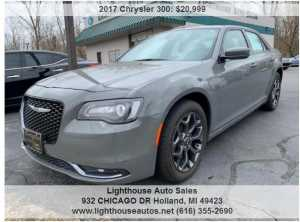 2017 CHRYSLER 300 S ALL WHEEL DRIVE